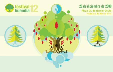 buendia08 Festival Buen Día 2008
