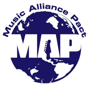map-azul Music Alliance Pact - Abril 2009