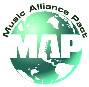 map-junio2009 Music Alliance Pact - Junio 2009