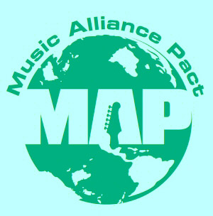 map-julio2011 Music Alliance Pact - Junio 2012