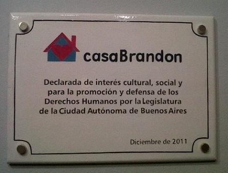 brandon Casa Brandon declarada de interés social y cultural