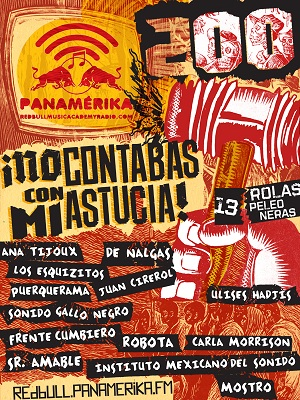 panamerika200 Panamrika No. 200: No contabas con mi astucia!