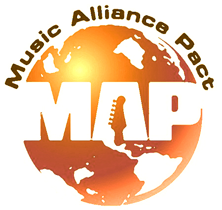 map-2014 Music Alliance Pact - Marzo 2014
