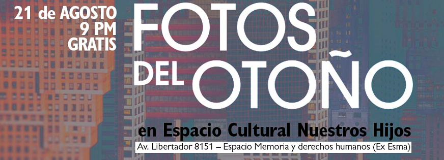 Fotos del Otoño gratis en el Espacio Cultural Nuestros Hijos