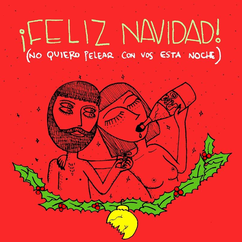 """Lanzan el compilado """"¡Feliz Navidad! (No quiero pelear con vos esta noche)"""""""