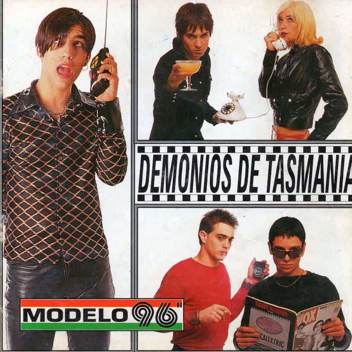 Demonios de Tasmania festejan 20 años de Modelo 96 junto a Bochatón