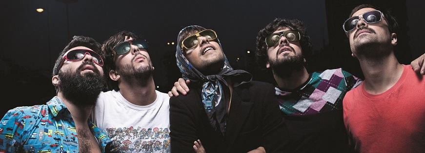Onda Vaga es uno de los grupos invitados de Ringo Starr en el Movistar Free Music