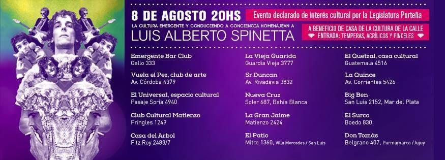 Mañana Es Mejor: un homenaje a Spinetta