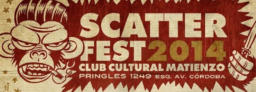 Scatter Fest 2014