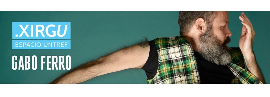 Gabo Ferro celebra 10 años de Canciones Que Un Hombre No Debería Cantar