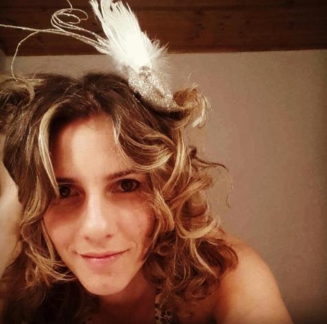 Mariana Bianchini 2015,foto contratapa libro