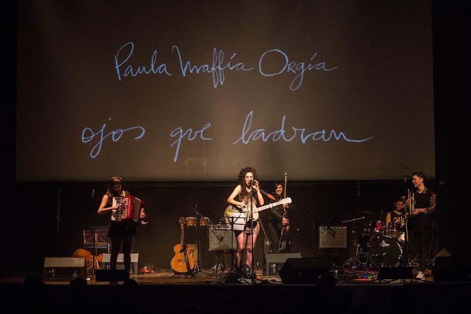 Paula Maffía y Mariana Baraj se presentan juntas en Santos 4040