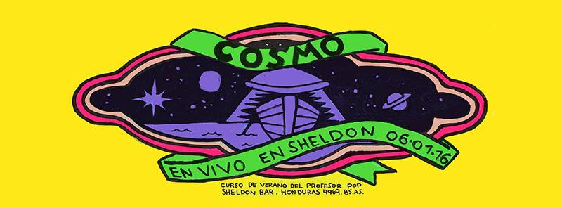 Cosmo inaugura el 2016 con un show en Sheldon