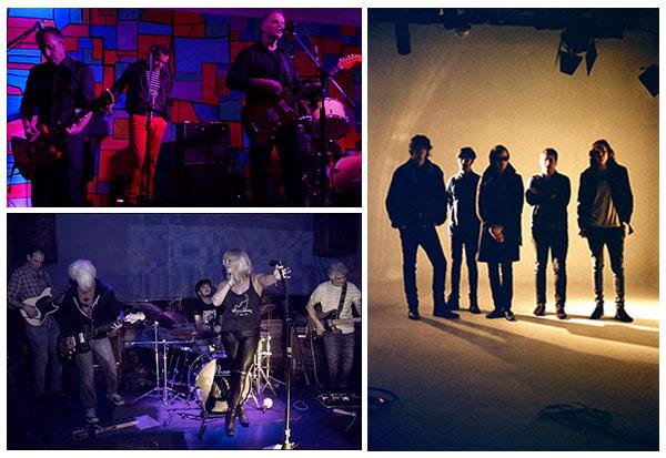 Iguana Lovers adelanta en vivo temas de su próximo EP