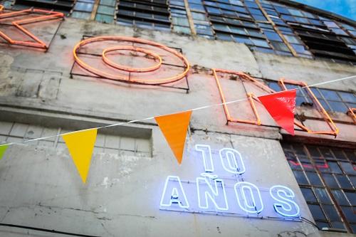 Ciudad Cultural Konex celebra 10 años con una programación especial
